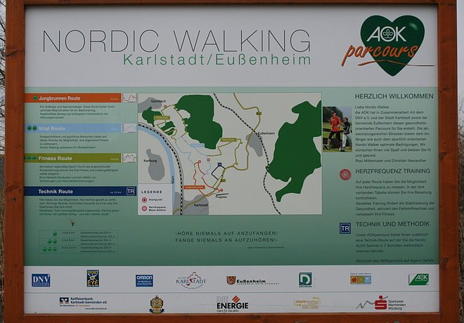 Karlstadt Nordic Walking